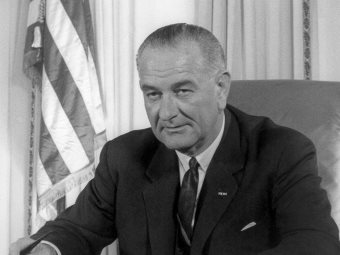 Republicans Want To Undo Voting Rights Secured In Lyndon Johnson Era