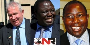 Zimbabwe's Foreign Backed Opposition In Shambles