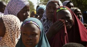 Muslim Terrorist And The Kidnapping Of Over A Hundred Nigerian School Girls