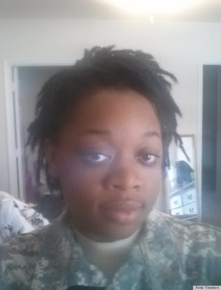 Why Do Black Women Have To Look White To Serve Their Country
