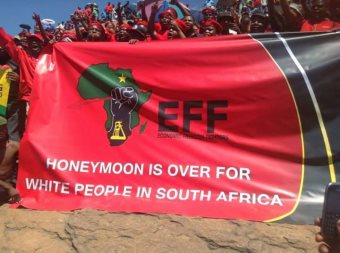 No Future For White South Africans?