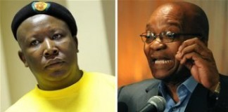 South Africa Divided As Election Looms