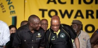 After ANC Victory, Internal Leadership Battles Begin