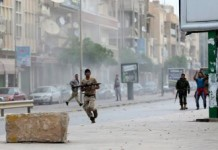 43 Killed In Libya Clashes, Authorities Close Benghazi Airport
