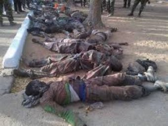 Vigilante Groups Kill Boko Haram Suspects
