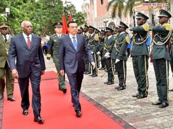 China's New Mission In Africa