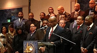 Black Pastors Join Fight Against Gay Marriage In Michigan