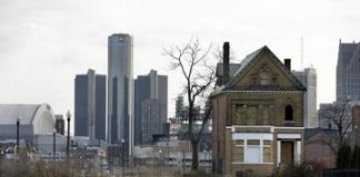 Detroit To Demolish Over 20 Percent Of City's Housing Stock