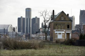 Detroit And Iraq: Both Devastated By The Same Thieves