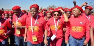 EFF Claims Foul Play In South African Election Results