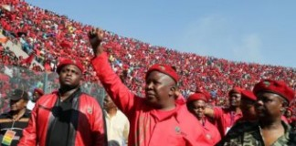 EFF Wins Over ANC, DA In The Weekend Of The Undecideds