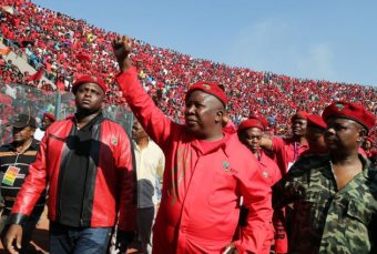 Will Malema's Revolution Be Co-Opted By The System?