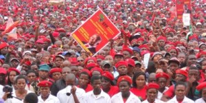 Julius Malema – Rising From The Ashes Of Marikana