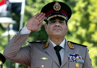 Egyptian President el-Sisi Calls For Unified Arab Army
