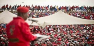 Huge Support For Julius Malema Ahead Of South Africa Election