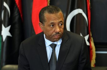 Gunfire Erupts Outside Libyan Parliament