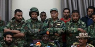 Libya In Crisis: Special Forces Unit Joins Rogue CIA General