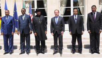 Paris Security Summit Steps Up Military Intervention In Nigeria