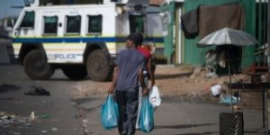 Post Election Violence South Africa (1)