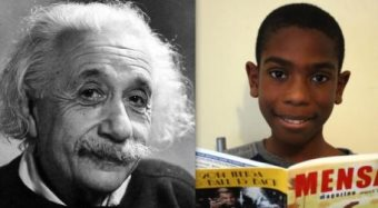 Meet Ramarni Wilfred A Schoolboy Smarter Than Einstein