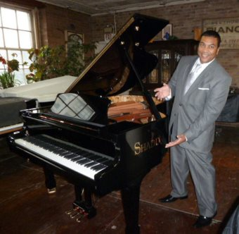 The First African-American Piano Manufacturer