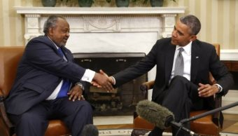 U.S. And Djibouti Sign Agreement For Permanent Military Base In Africa