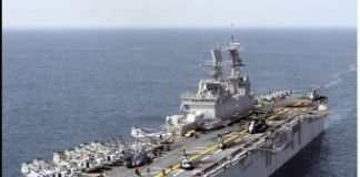 U.S. Dispatches 1,000 Marines To Libya's Coast As Fighting Escalates