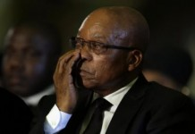 Jacob Zuma Admitted To Hospital For Tests