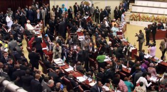 Israeli Delegation Kicked Out Of African Union Summit?