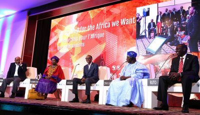 Africa's Betrayal By African Leaders