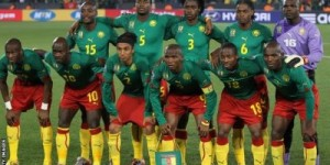 African Teams World Cup 2014