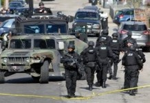 The Militarization Of America's Police Force