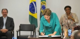 Brazilian President Signs Into Law Quota For Blacks In Federal Govt Positions
