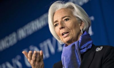 IMF Head To Visit Jamaica