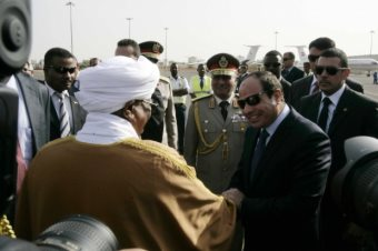 Egypt's el-Sisi And Sudan's Bashir Meet Amidst Controver