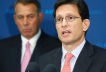House Majority Leader Eric Cantor Loses Primary To Tea Party Challenger