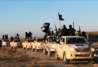 Iraq On The Brink Of Collapse As Islamist Insurgents Advance Toward Baghdad
