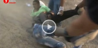 Retaliation? Israeli Security In Vicious Attack On Africans