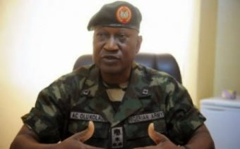 Nigerian Military Placed On Red Alert