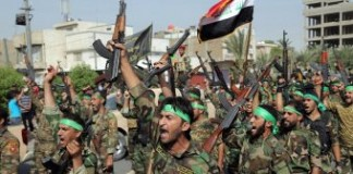 Shias March In Iraq As ISIL Captures More Towns