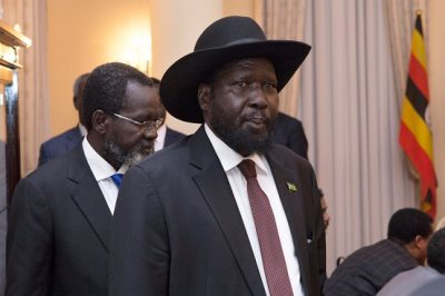 South Sudan Leaders Agree To Form Transitional Government