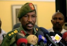Rebels Kill Ten Sudanese Soldiers Near Ethiopian Border