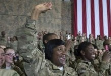 Natural Hair Advocates Take On The U.S. Army