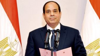 El-Sisi Sworn In As Egypt's New President
