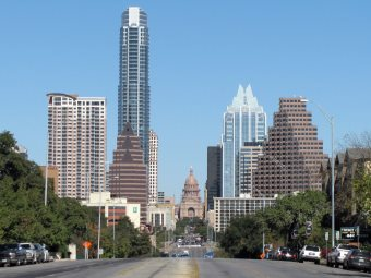 """Feeling """"Invisible,"""" Black Residents Leave Austin"""