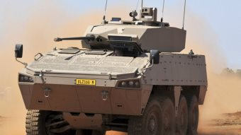 Growing African Armoured Vehicles Market Worth $1.2 Billion By 2024
