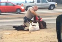 Trooper Filmed 'Savagely Beating Black Woman On Roadside In California