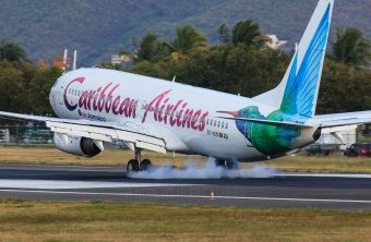 Caribbean Airlines Flight Denied Landing In Florida, Passengers Stranded