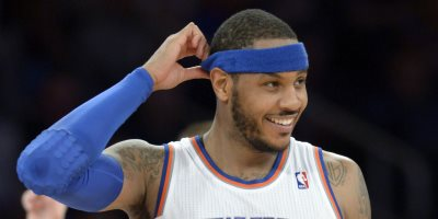 Carmelo Anthony Forms Fund To Invest In Tech Startups