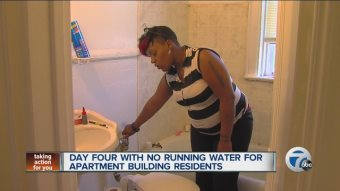 'We Are Hiding Out With No Water': Detroit Privatizers Deny People Their Right To Water